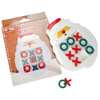 Festive Tic-Tac-Toe - Assorted