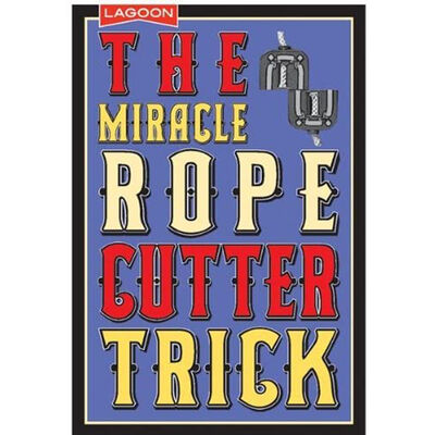 The Miracle Rope Cutter Trick image number 1