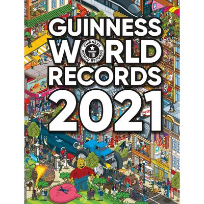 Guinness World Records 2021 image number 1