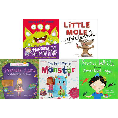 Bedtime Mysteries & Adventures: 10 Kids Picture Books Bundle image number 3