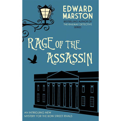 Rage of the Assassin image number 1