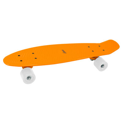 Plastic Skateboard 22 Inch - Orange image number 1