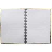 A4 Wiro Bee Lined Notebook