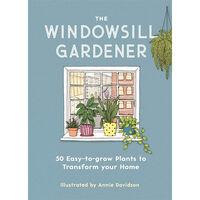 The Windowsill Gardener & Indoor Edible Garden Book Bundle