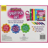 Fairyland Spray Pen Art