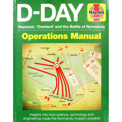 Haynes D-Day Operations Manual image number 1