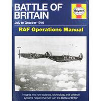 Haynes Battle Of Britain Manual