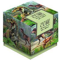 Dinosaur 100 Piece Jigsaw Puzzle Cube