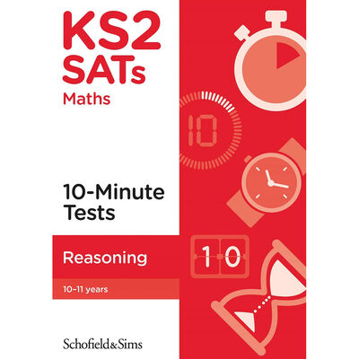 KS2 SATs Reasoning 10-Minute Tests: Ages 10-11 image number 1