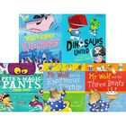 Mr Wolf and Pete's Magic Pants: 10 Kids Picture Books Bundle image number 3