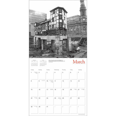 Manchester Heritage 2020 Wall Calendar image number 2