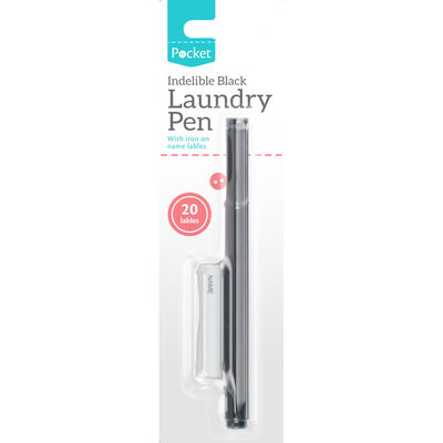 Laundry Pen And Label Set image number 1
