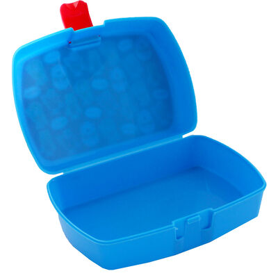 Monsters Plastic Lunch Box image number 4