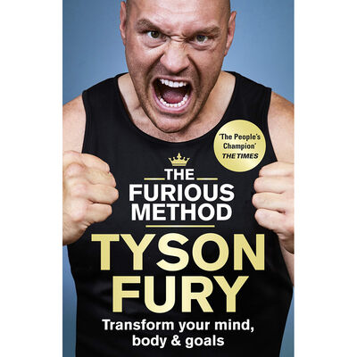 Tyson Fury: The Furious Method image number 1