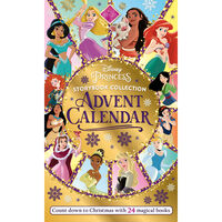 Disney Princess Storybook Collection Advent Calendar