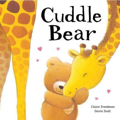 Cuddle Bear image number 1