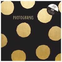 Gold Polka Dots Slip-In Photo Album