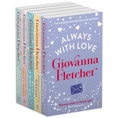 Giovanna Fletcher: 5 Book Box Set image number 1