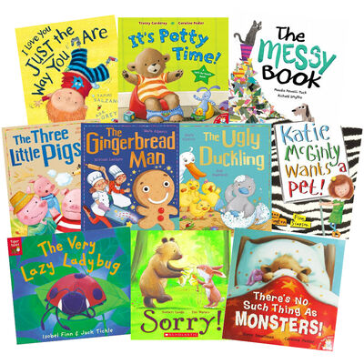 Sleepyhead Tales: 10 Kids Picture Books Bundle image number 1