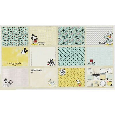 Disney Mickey Mouse A5 Paper Pack image number 2