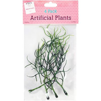 MC 4 Pack Artificial Plant image number 1