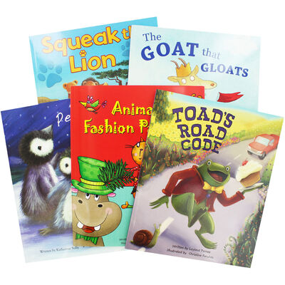 Hilarious Animals: 10 Kids Picture Books Bundle image number 3