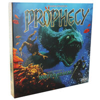 Prophecy Expansion 2 Water Realm Board Game