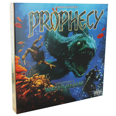Prophecy Expansion 2 Water Realm Board Game image number 1