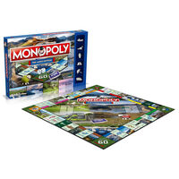 The Lakes Monopoly Board Game