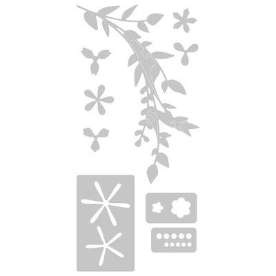 Spring Foliage Metal Cutting Die Set image number 3
