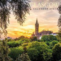 Glasgow 2021 Calendar