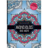 Mandalas and More: Kaleidoscope Colouring