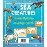 Ready Set Draw: Sea Creatures