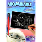 Abominable Scratch Art Set image number 1