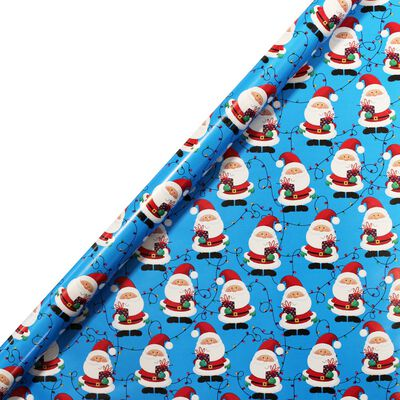 Christmas Gift Wrap 10m: Assorted Design image number 4
