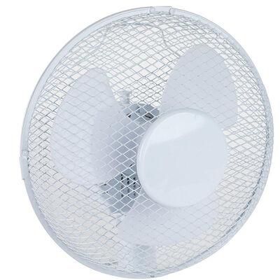Beldray 9 Inch White Desk Fan image number 4