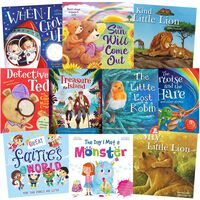 Sweet Story-Times: 10 Kids Picture Books Bundle