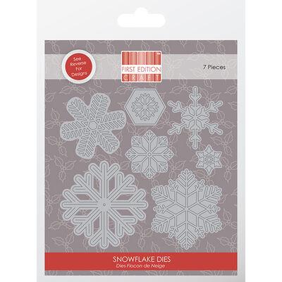 Snowflakes Metal Die Set image number 1