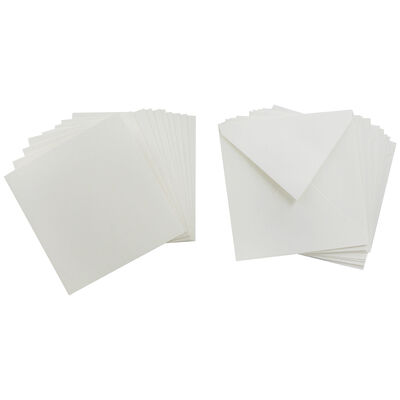 10 Cards and Envelopes: 6 x 6 Inches image number 2