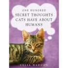 One Hundred Secret Thoughts Cats Have About Humans image number 1
