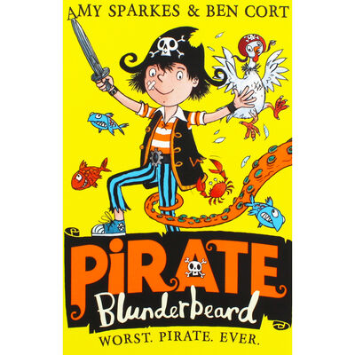 Pirate Blunderbeard: Worst Pirate Ever image number 1