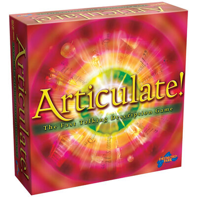 Articulate Board Game - The Fast Talking Description Game image number 1