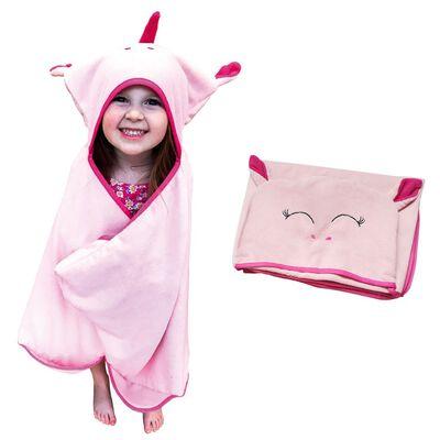 Hooded Unicorn Towel image number 3
