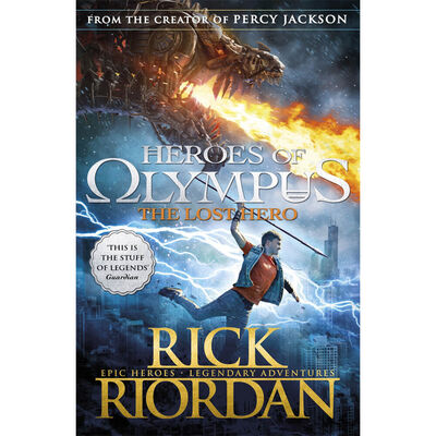 Heroes of Olympus: 5 Book Collection image number 2