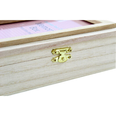 Wooden Memories Photo Frame Box image number 3