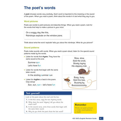 KS1 SATs English Revision Guide: Ages 6-7 image number 2