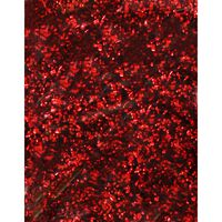 Red Decorative Shred - 40g