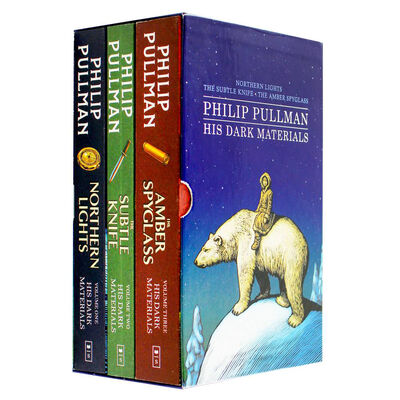 His Dark Materials and The Chronicles of Narnia - 2 Book Box Set Bundle image number 3