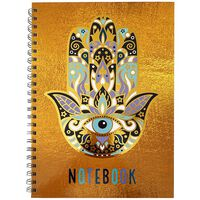 A4 Wiro Eye Notebook