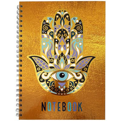A4 Wiro Eye Notebook image number 1